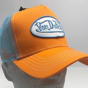 Von Duth Trucker Hat